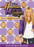 HANNAH MONTANA:WHO IS HANNAH MONTANA - DVD Movie