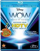WOW WORLD OF WONDER - Blu-Ray Movie