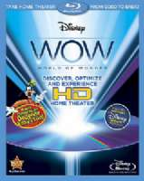 WOW WORLD OF WONDER - 2-DISC BD - Blu-Ray Movie