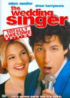 WEDDING SINGER SE - DVD Movie