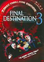 FINAL DESTINATION 3:SPECIAL EDITION - DVD Movie