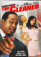 CODE NAME:CLEANER - DVD Movie