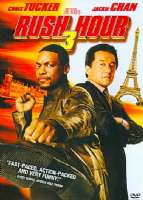 RUSH HOUR 3 - DVD Movie