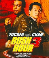 RUSH HOUR 3 - Blu-Ray Movie