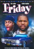 FRIDAY:DE - DVD Movie