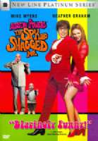 AUSTIN POWERS:SPY WHO SHAGGED ME - DVD Movie