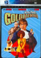 AUSTIN POWERS IN GOLDMEMBER - DVD Movie