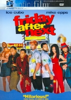 FRIDAY AFTER NEXT - DVD Movie