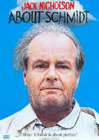 ABOUT SCHMIDT - DVD Movie