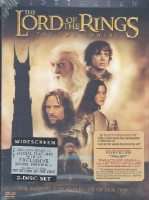 LORD OF THE RINGS:TWO TOWERS - DVD Movie