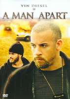 MAN APART - DVD Movie
