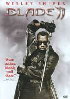 BLADE 2 - DVD Movie