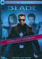 BLADE:TRINITY - DVD Movie