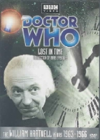 DOCTOR WHO:LOST IN TIME WILLIAM HARTN - DVD Movie