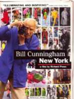 BILL CUNNINGHAM NEW YORK - DVD Movie
