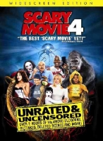 SCARY MOVIE 4 - DVD Movie