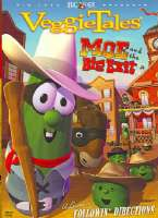 VEGGIE TALES:MOE AND THE BIG EXIT - DVD Movie