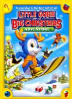 LITTLE GOBIE AND THE BIG CHRISTMAS AD - DVD Movie