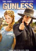 GUNLESS - DVD Movie