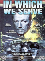 IN WHICH WE SERVE - DVD Movie