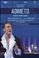 HANDEL:ADMETO - DVD Movie
