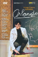 HANDEL:ORLANDO - DVD Movie