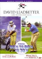 DAVID LEADBETTER'S FROM 90'S TO 80'S - DVD Movie