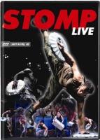 STOMP LIVE - DVD Movie
