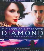 LOSS OF A TEARDROP DIAMOND - Blu-Ray Movie