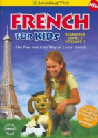 FRENCH FOR KIDS BEGINNER L1 V2 - DVD Movie