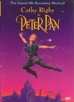 PETER PAN - DVD Movie