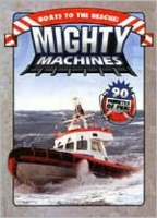 MIGHTY MACHINES:BOATS TO THE RESCUE - DVD Movie