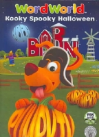 WORDWORLD:KOOKY SPOOKY - DVD Movie