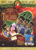 WINNIE THE POOH & BABES IN TOYLAND - DVD Movie