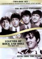 ROCK N ROLL COLL:BEATLES EXPLOSION/EL - DVD Movie