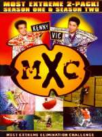 MXC:MOST EXTREME CHALLENGE SEASONS 1 - DVD Movie
