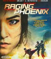 RAGING PHOENIX - Blu-Ray Movie