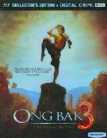 ONG BAK 3 - Blu-Ray Movie