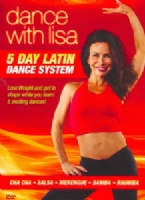 DANCE WITH LISA:5 DAY LATIN DANCE SYS - DVD Movie