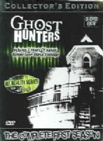 GHOST HUNTERS:SEASON 1 - DVD Movie