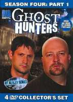 GHOST HUNTERS:SEASON 4 PART 1 - DVD Movie