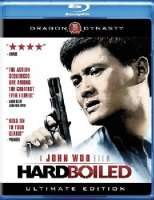 HARD BOILED - Blu-Ray Movie