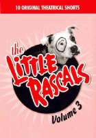 LITTLE RASCALS VOL 3 - DVD Movie