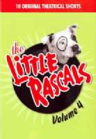 LITTLE RASCALS VOL 4 - DVD Movie