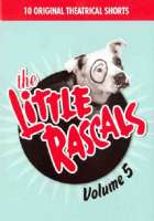LITTLE RASCALS VOL 5 - DVD Movie