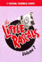LITTLE RASCALS VOL 7 - DVD Movie