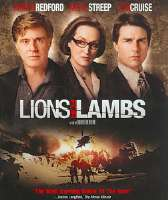 LIONS FOR LAMBS - Blu-Ray Movie