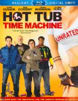 HOT TUB TIME MACHINE - Blu-Ray Movie