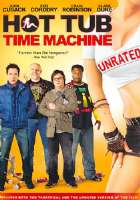HOT TUB TIME MACHINE - DVD Movie