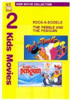 PEBBLE AND THE PENGUIN/ROCK A DOODLE - DVD Movie